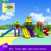 Children Outdoor Amusement Park Slide Plastic Slide