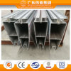 Curtain Wall Aluminum Extrusion Profile Aluminum Alloy Frame