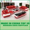 Home Office Furniture Italian Leather Sofa Set