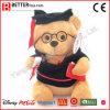 Graduation Gift Stuffed Toy Soft Bear Toy Plush Teddy Bear for Students