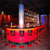 High Quality Composite Acrylic Bar Table for LED Bar Furniture