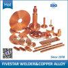 Beryllium and Chromium Zirconium Copper Alloy Welding Parts
