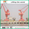 Single Girder Slewing Container Jib Portal Crane