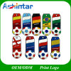 Football Team Badge USB Flash Drive OEM PVC USB Pendrive