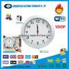 Wireless Wall Clock WiFi IP CCTV Camera (WCC-01)