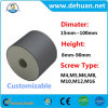 ISO9001 Certificated OEM Rubber Vibration Damper