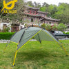 Aluminum Pole Army Green Automatic Tent with 3 Usage
