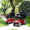 New Design 24V 800W Powerful Four Wheels Mobility Scooter with Ce En 12184: 2009