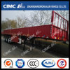 3axle Standard Cargo Fence Semi Trailer with 1.4m Front Wall