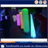 Best Quality Outdoor Christmas Decoration Lighting Inflatable Cylinder, Pillar, Column with LED Light for Sale