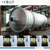Tire to Oil Refining Machinery by Pyrolysis and Distillation Process