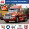 Long Cab / Long Nose/Long Head FAW /Jiefang 420HP 6X4 Big Tractor Truck