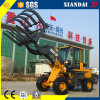 1.6t Cane Loader Wheel Loader Xd918f