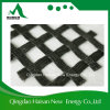 Lower Price 100 Kn/M Synthetic Fiber Polyester Geogrid with PVC Coating