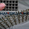 Galvanized Knot Crimped Mesh