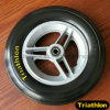 6X2 8X2 10X2 12X2 Solid PU / Rubber Wheel