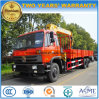 Dongfeng 6*4 10 Wheels 15 T Truck Mounted with 8 T XCMG Crane Price