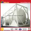 Fuel Storage Tanker Semi Trailer / Crude Oil Tank