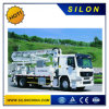Zoomlion 22m 4X2 Concrete Pump Truck with Sinotruck Chassis (22H-3Z)