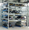 High Automatic Steel Structure Car Tower Parking System with Ce