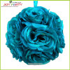 2015 Teal/Turquoise Color Rose Ball Wedding Party Decoration