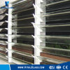 Clear/Bronze/Grey Louver Glass for Window Glass (L-G)