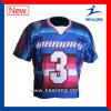 Healong Dye-Sublimation Printing Custom Lacrosse Jersey