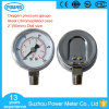 Dial Size 50mm Oxygen Pressure Gauge with 7bar and 100psi