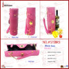 New Designed PU Leather Wine Carrier (5728R5)