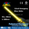 15′′ Emergency Lightsticks 24hour Green Disaster Survival Camping