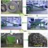 High Quality Tyre Shredder for Waste Tire Recycling System (DS14151)