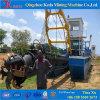 River Sand Pump Mining Cutter Suction Dredger