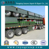 3 Axles Side Wall Semi Trailer for Sale