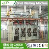 Continuous Catenary Shot Blasting Cleaning Machine