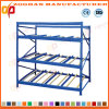 Light Duty Warehouse Metal Rivet Shelf Storage Display Rack (Zhr105)