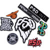 New Fashion Custom Vinyl Sticker Printing