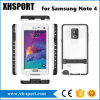 Outside Mobile Phone Waterproof Swimming Case for Smart Cell Samsung Note4