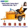 M7mi Movable Diesel Engine Soil Cement Brick Making Machinery