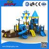Luxury High-Capacity Kids Plastic Pipe Outdoor Playground