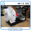 Heavy Duty Solids-Handling Diesel Engine Self Priming Pump