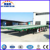 2/3 Axle 40FT Container Flatbed Platform Truck Tractor Semi Trailer