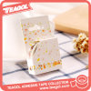 Adhesive Yellow Paper Masking Tape, Washi Paper Tape