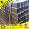 25*50*0.75mm Pre Galvanized Square Pipe for Myanmar Market