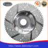 Od125mm Electroplated Diamond Cup Wheel for Grinding