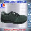 Hot Sale Suede Leather PU Sole Work Shoes (GWPU-1026)