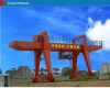 Top Design 20t Mobile Double Girder Gantry Crane