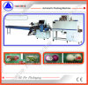 Trayed Vegetable Shrink Wrapping Machine