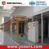 Electrical Control Cabinet in The Powder Coating Line