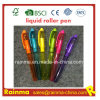 Plastic Liquid Fountain Pen with Nice Mulit Color