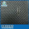Breathable100% Polyester Sandwich Yarn Dyed Air Mesh Fabric